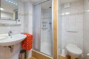 Badezimmer Grünten