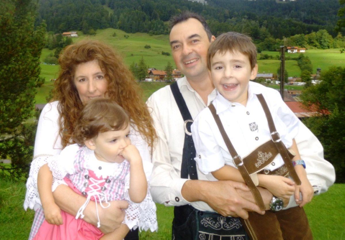 Familie Schlegel