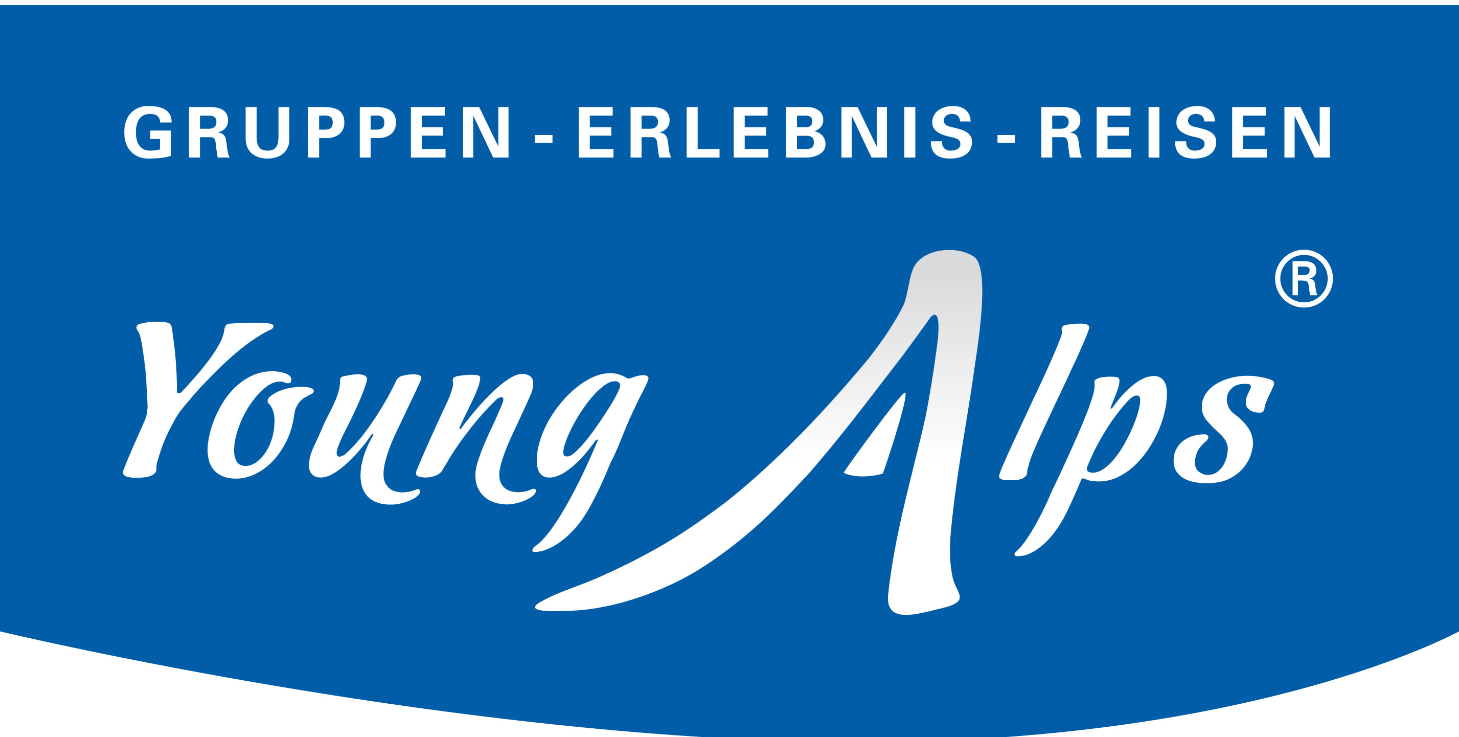 Logo: Young Alps