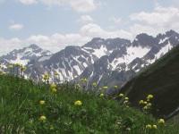 Hoch hinauf mit den Bergbahnen