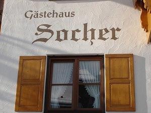Gästehaus Socher