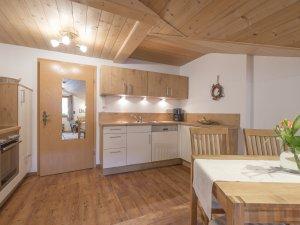 Ferienwohnung Hochvogel Küche