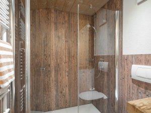 Ferienwohnung Hochvogel Badezimmer