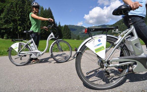 E-Bike Hindelang