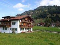 Gästehaus Tauser im Sommer 2017