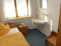 Nebelhorn zweites Schlafzimmer