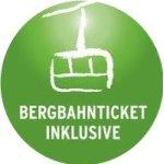 Bergbahnticket logo