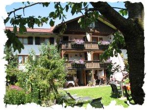Die grüne Oase mitten in Oberstdorf
