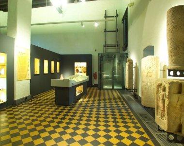 Historisches Museum römische Abteilung - Quelle - Tourist Information Bingen am Rhein