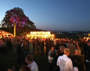Romantische Weinnacht auf dem Rochusberg - Quelle - Tourist Information Bingen am Rhein