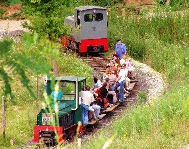 Feldbahn 2 - Quelle -  Campingpark Lindelgrund