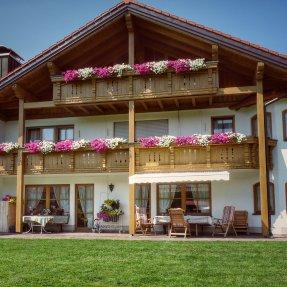 Gästehaus Gartenansicht