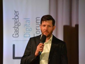 Philipp Wagner von NIT (c) Gastgeber Digitalforum