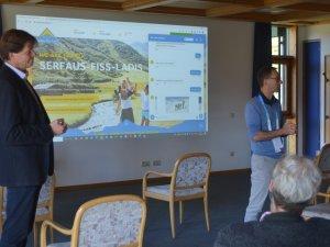 Der Workshop von Feratel (c) Gastgeber Digitalforum
