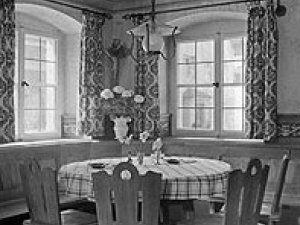 Die alte Gaststube im Gasthof Adler