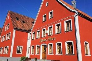 Gasthof Rotes Ross Markt Einersheim