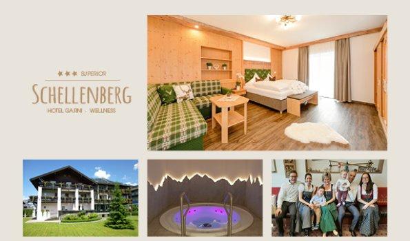 Schellenberg - Collage Webseite