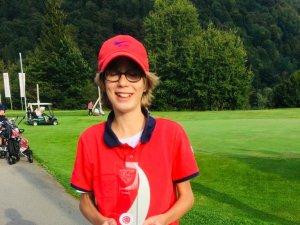 Sieger des 9-Loch-Turniers: Maximilian Tauscher