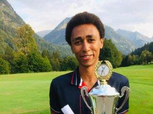 Jugend-Clubmeister 2020: Ramon Boss