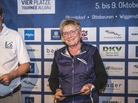 3. Platz Netto B: Doris Sansoni