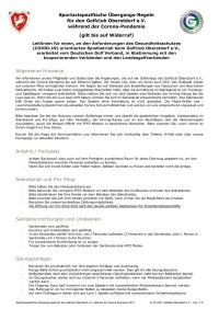 Leitlinien für einen an den Anforderungen des Gesundheitsschutzes 11-05-2021 Vers.-7