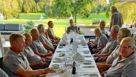 Seniorengruppe in Lindau