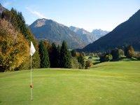 Blick von Grün 2 (c) Golfclub Oberstdorf e.V.
