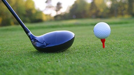 Golf is fun