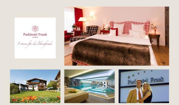Frank - Collage Webseite