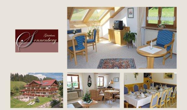 Sonnenberg - Collage Webseite