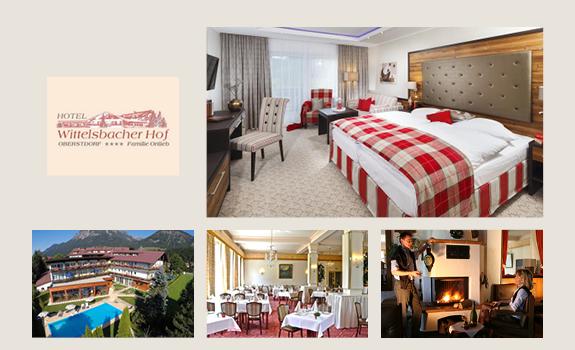 Wittelsbacher Hof - Collage Webseite