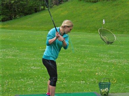 Die Oberstdorferin Katharina Althaus macht keine schlechte Figur