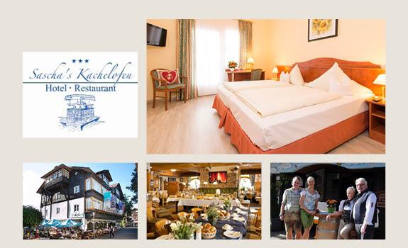 Saschas-Kachelofen - Collage Webseite