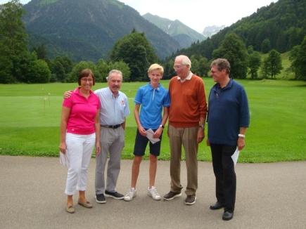 Das 1. Netto A ging an Hans-Wolf Freiherr von Wrangel und Jacob Hermann