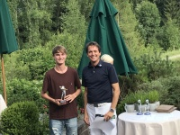 Fabian Joel Mayinger gewinnt das Netto C