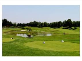 Traumhafte Golfplätze