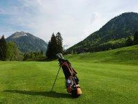 Golftasche (c) Petra Schumacher