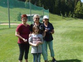 Team Alpenflair (v.l.): Alexandra und Johanna Eisele, Doris Sansoni und Inge Ledosquet