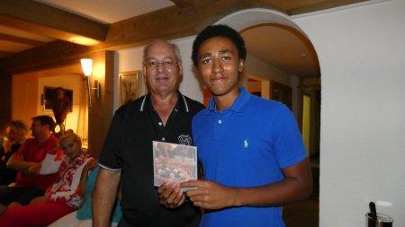 Sieger Netto C: Ramon Boss