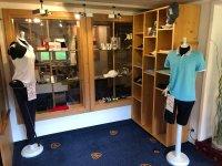 Neuer Pro Shop