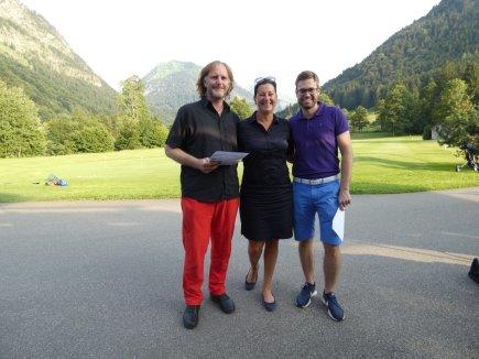 Sieger Netto C: Joachim Weiler