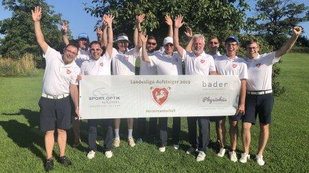 Aufstiegs-Team 2019