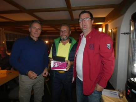 Sieger des Sonderpreises Peter Opel