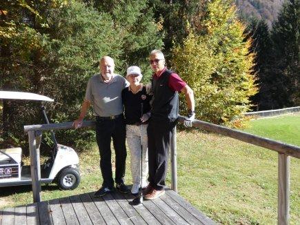 V.l.: Micha Holzhey, Edda Matt und Wolfgang Schulz