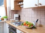 Küche FeWo Alpenrose