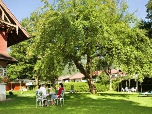Der Geldernhaus Garten