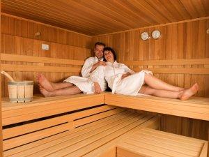 Erholung in der Geldernhaus Sauna