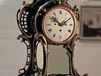Historische Uhr im Geldernhaus