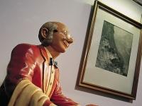 Butler August im Geldernhaus