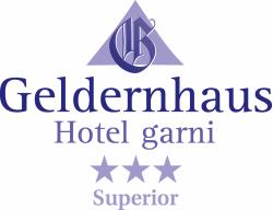 Hotel Garni Geldernhaus Logo
